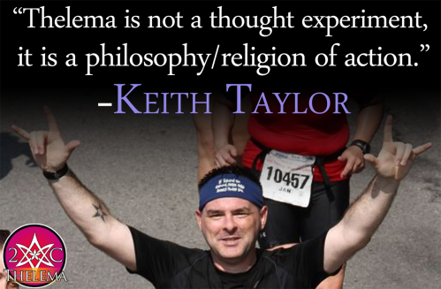 2C Thelema - Keith Taylor