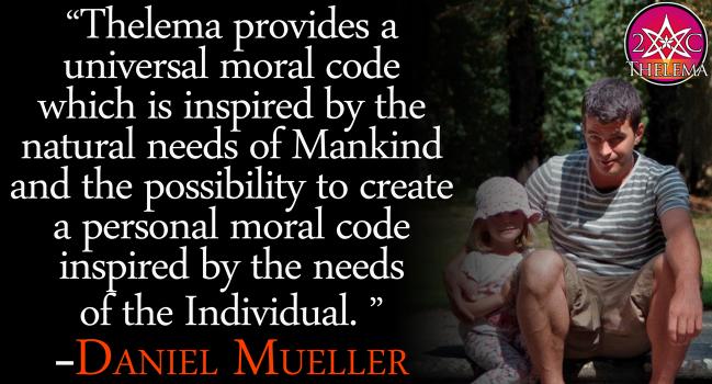 2C Thelema - Daniel Mueller