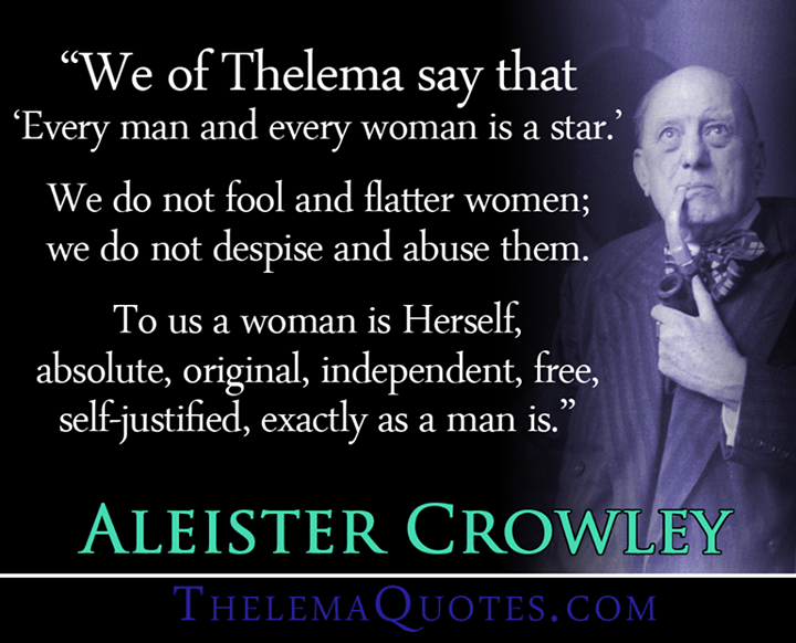 We of Thelema