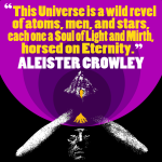 Crowley on the Universe