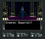 Crowley in Shin Megami Tensei II