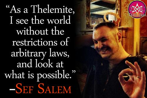 2CThelema - Sef Salem